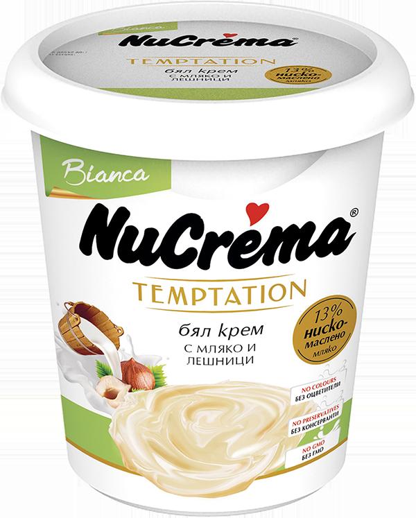 Nucrema Temptation Bianca